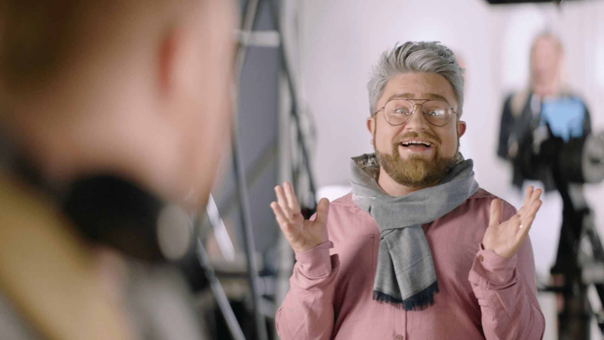 """""""Dawaj lateks!"""", czyli Salatino w moim tempie! Letnia kampania reklamowa sałatek firmy Graal"""