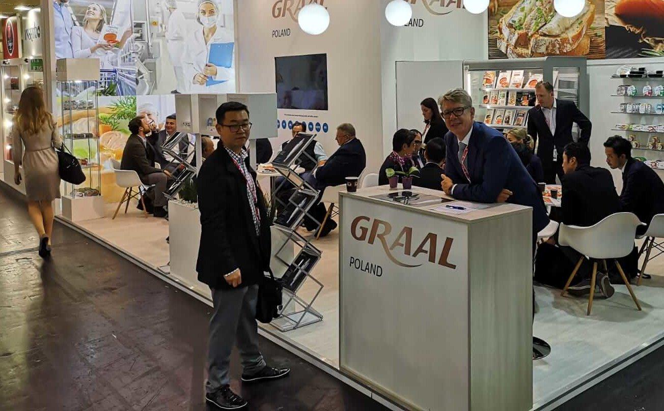 Międzynarodowe Targi Przemysłu Spożywczego Anuga 2019 Kolonia