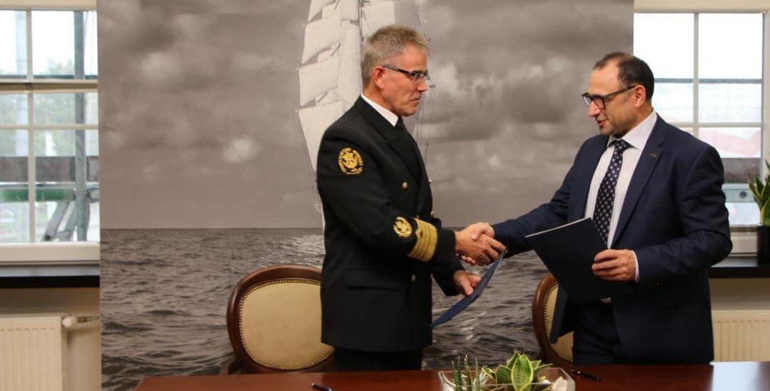 Porozumienie o współpracy z Uniwersytetem Morskim w Gdyni