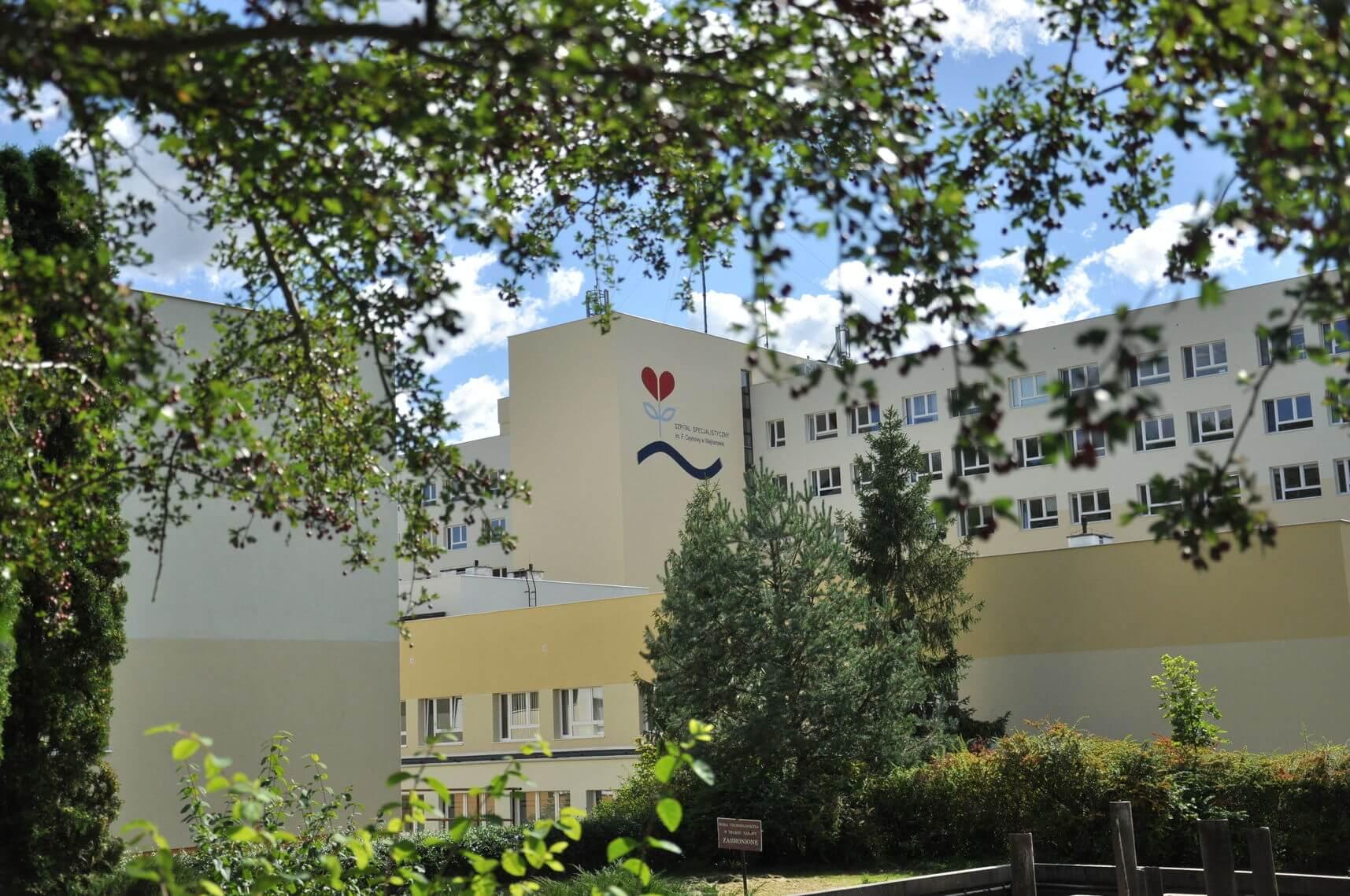 1% zysku dla Szpitala w Wejherowie #pomagamy #markiGRAALAdlaSZPITALA
